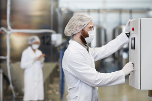 Industrial Food Process Power Solutions