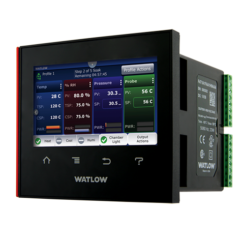 Watlow F4T Temperature Process Controller