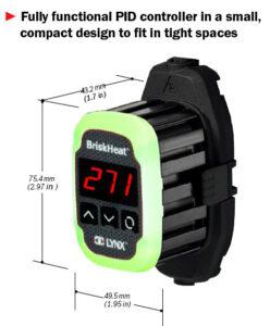 PID Temperature Control System Controller