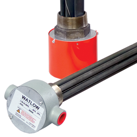 Watlow screw plug heater