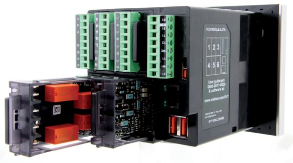 Watlow F4T Controller Flex Module Slots