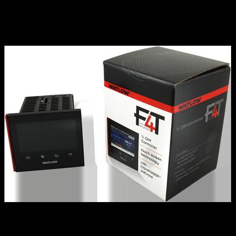 Watlow F4T Process Controller Ship Package