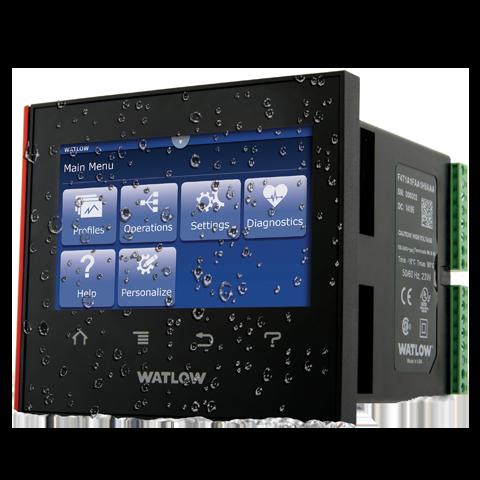 Watlow F4T Controller NEMA 4X IP65 Waterproof