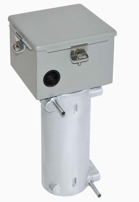 CAS CAST-X 1000 Circulation Heater NEMA 4 Enclosure