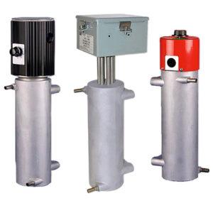 CAS CAST-X 2000 Circulation Heater Variations