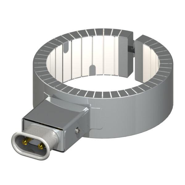 Heat and Sensor Ceramic Band Heater Euro Plug
