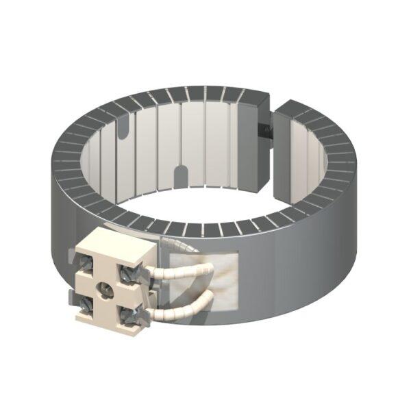 Heat and Sensor Ceramic Band Heater Style 1