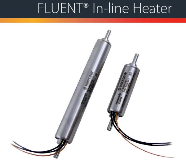 Watlow Fluent In-line Circulation Heater