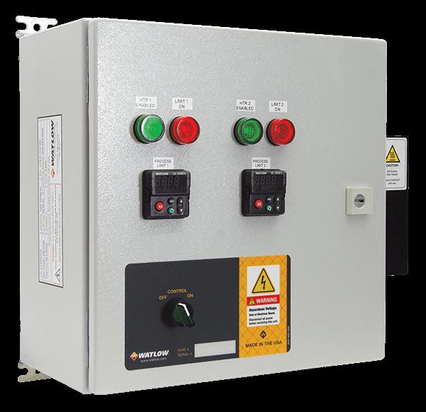 Watlow Watconnect Series C1 Non Hazardous Single Phase 36 amps