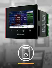 Industrial Temperature Process Controllers