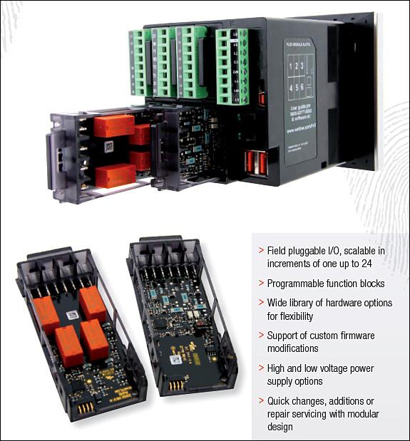 Watlow D4T Field Pluggable i/o Modules
