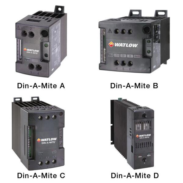 Watlow Din-A-Mite Power Controller Series