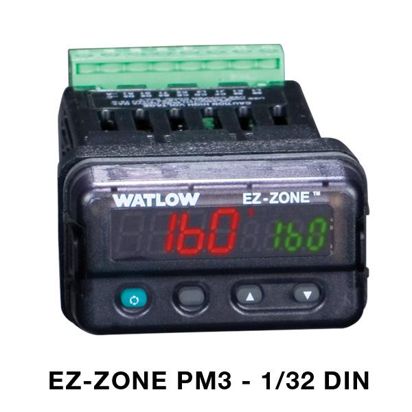 Watlow EZ-ZONE PM3 1/32 DIN Controller