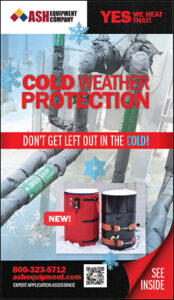 Industrial Freeze Protection