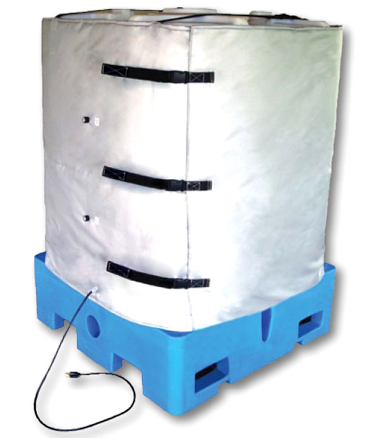 BriskHeat Industrial Tank Heating Blanket