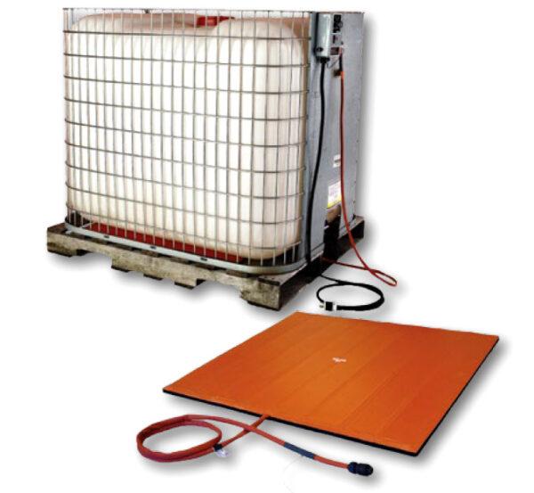 BriskHeat Industrial Tank Heating Pad