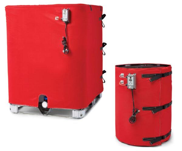 Drum Heaters Water Resistant Full Coverage