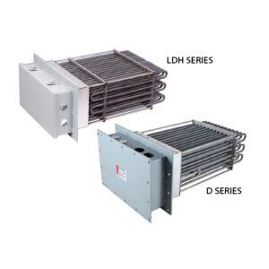 Watlow Air Duct Heaters LDH D Series